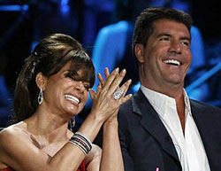 Paula Abdul Simon Cowell X Factor Paula Abdul Teams Up with Simon Cowell on X Factor