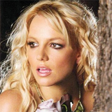 britney spears tree look away Britney Shares Her Thoughts on 'Femme Fatale'