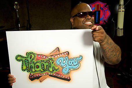 cee lo green Cee Lo Green Explains Thank You,  New Version of Forget You