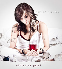 christina perri jar of hearts Christina Perri is Lovestrong on her First Studio Album