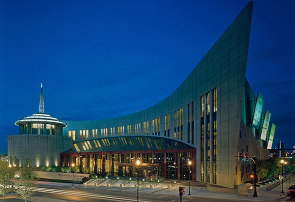 Nashville's Country Music Hall of Fame and Museum