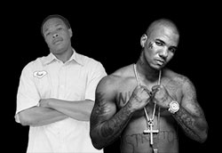 dr.dre and the game The Game Talks about Cool and Dre's 'Red Nation' Contribution
