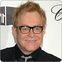 elton From Piano Man to Diaper Man: Elton John Welcomes First Son