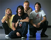 foo fighters small Foo Fighters Explain Wasting Lights Primitive Recording Method