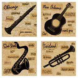 jazz instruments International Jazz Day