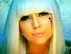 lady gaga poker face Judas Team Explains Lady Gagas Personality