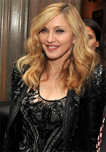 madonna small Madonna Signs Three Album Deal with Universal/Interscope
