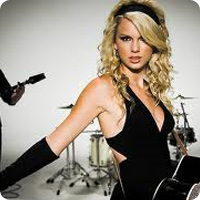 Taylor Swift internet radio