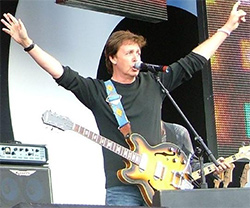 Paul McCartney Beatles Paul McCartney Now Creating Music for Video Games