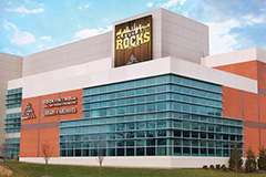 Rock Hall of Fame Rock Hall of Fame and Museum in Cleveland