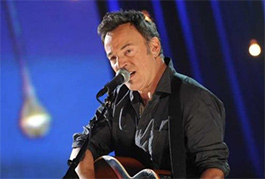 bruce springsteen Bruce Springsteens 17th Album Wreaking Ball & US Tour Announced