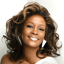 whitney houston Queen of Pop, Whitney Houston, dies at 48
