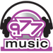 977music Logo