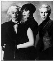 Siouxie and the Banshees Alternative Music Online: A Quick History
