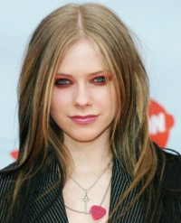 Avril Lavigne in Soft AC