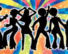 the 70s disco The Golden Oldies Music Revolution