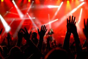 iStock 000002812542Small Sensation White Music Event: Overseas Trance Dance Phenomenon