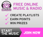 signup 1 Earn Free Points & Prizes at 977 Online Music Radio