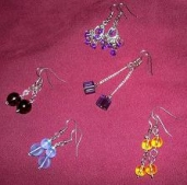 Other earrings I sent Ilike