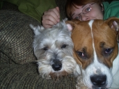 Me & the Doggies